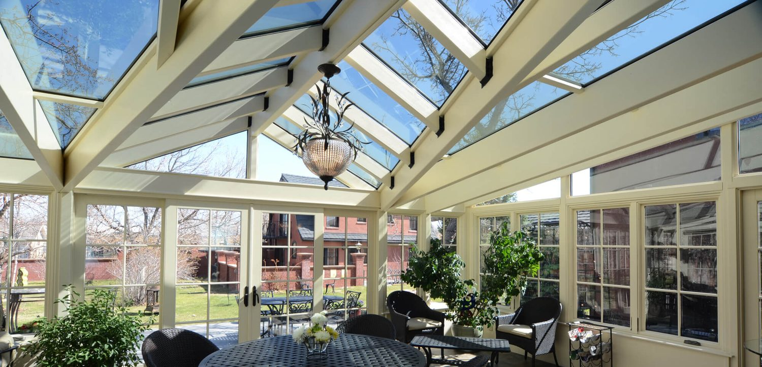 Four Season Sunroom‌ | Glass Partition Wall Systems
